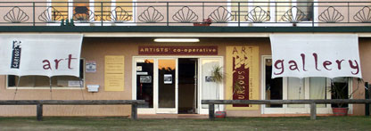 Curious Art Cooperative located near KIngscliff, NSW