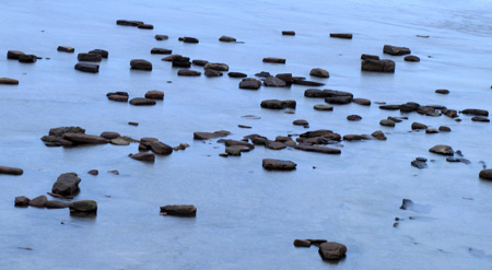 Stepping Stones - photography by Michael Bryant
