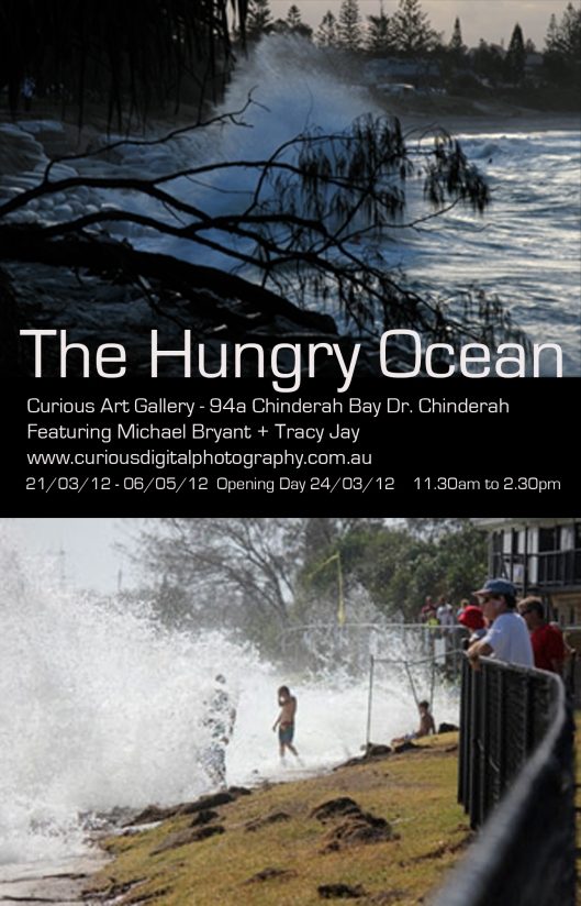 The Hungry Ocean - featuring Michael Bryant and Tracy Jay